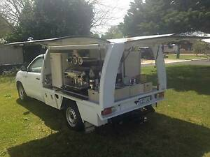 2008 Toyota Hilux Coffee Vending Van Busselton Busselton Area Preview