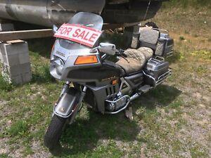 Great running bike  1982 Honda goldwing 1100