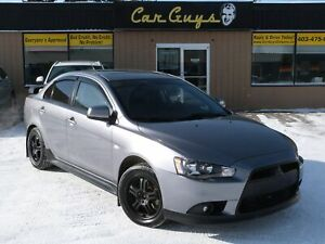 2014 Mitsubishi Lancer GT AWC - Heated Leather, Sunroof, Bluetoo