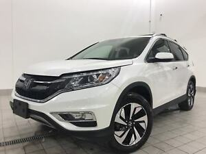 2016 Honda CR-V Touring ** Aucun Accident Carfax**