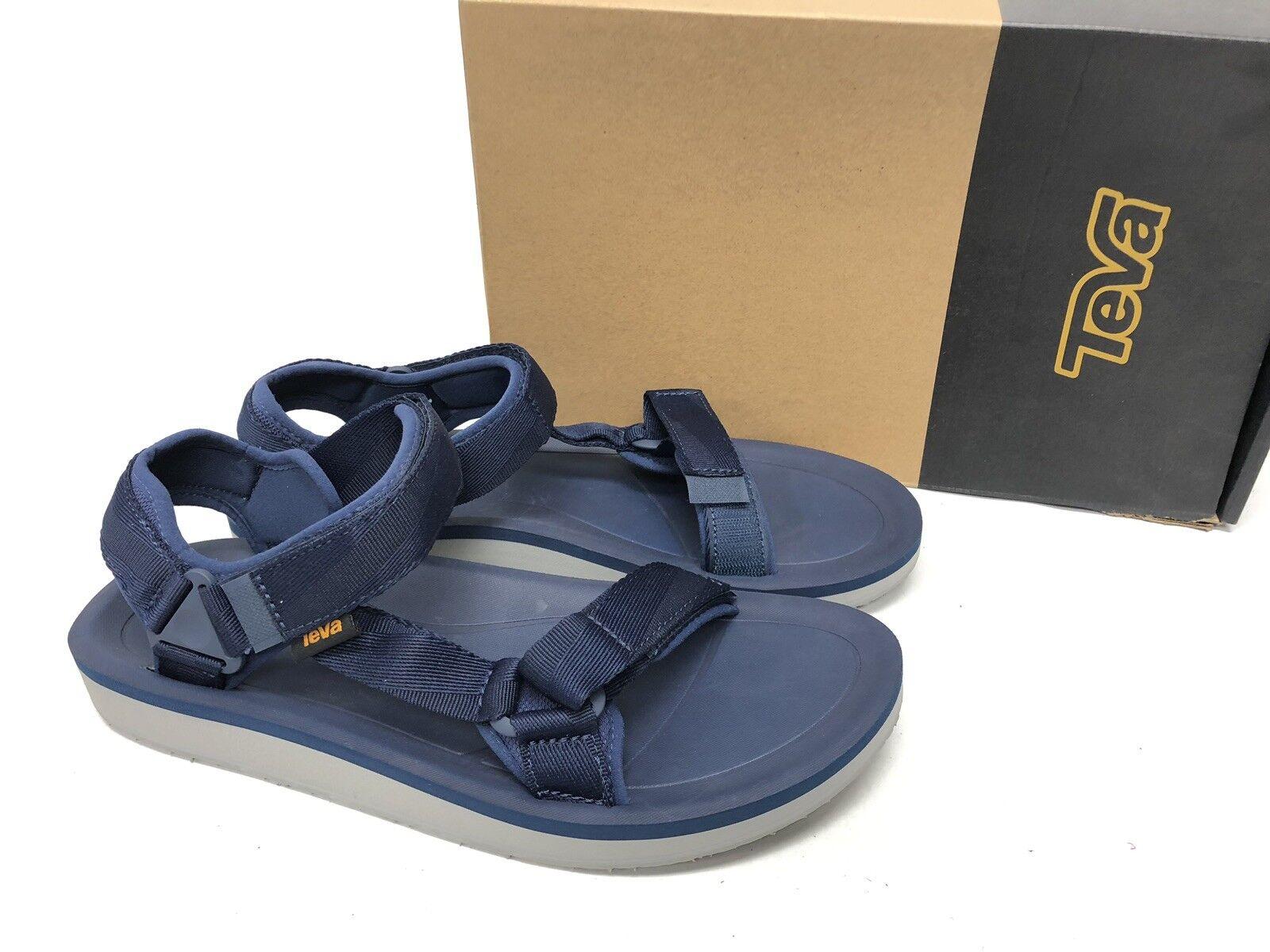 Teva Original Universal Premier Navy Blue Shoes Ankle Strap Outdoor 1015192