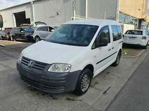 Volkswagen caddy wrecking ' 2008 caddy parts and panel for sell West Footscray Maribyrnong Area Preview