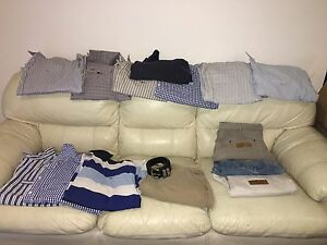 RM Williams L/S shirts, jumper,S/S shirts, pants, shorts and belt Redland Bay Redland Area Preview