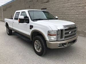 2009 Ford F-350 King Ranch **LOW KM**