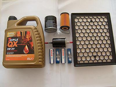 FITS VAUXHALL VECTRA 2002-2009 SIGNUM 2004-2008 1.8 PETROL ENG SERVICE KIT & OIL