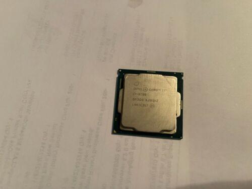 Intel Core i7-8700 Desktop Processor 6 Cores up to 4.6 GHz LGA 1151