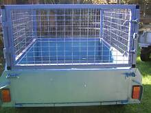 heavy duty cage trailer excellent condition Tootgarook Mornington Peninsula Preview