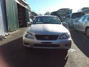2005 IS200 SPORT LUXURY 2.0 L AUTO Cabramatta Fairfield Area Preview