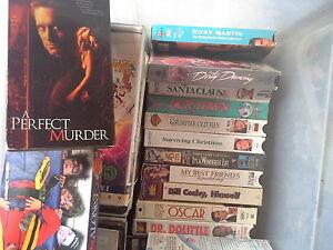 Studio VHS Movies