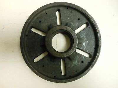 8-12 Diameter South Bend Faceplate For Lathes 2-18 X 8 Threaded Mount