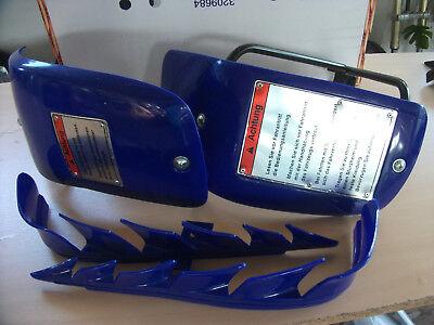 Quad  SMC Barossa  Stinger  150 170 250 Kotflügel Schutzblech Verkleidung blau gebraucht kaufen  Hofheim