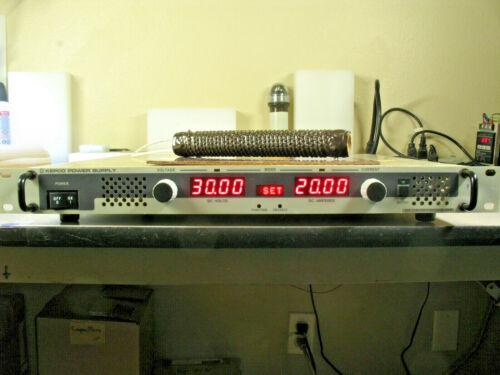 2 Kepco KLP-75-33-1200W Digital Power Supplys Tested!
