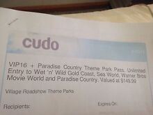 Queensland theme park pass, 4 worlds Tea Tree Gully Tea Tree Gully Area Preview