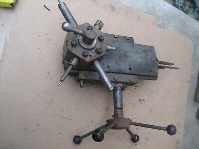 Atlas Clausing Lathe Turret Model 7616