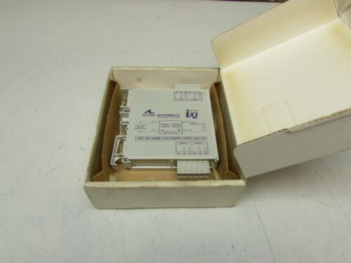 ACTION INSTRUMENTS  Q500-2B00 , 2 CH. LOOP POWERED CURRENT ISOLATOR ,NEW IN BOX