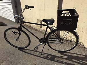 Single Speed Cruiser Bike with Hand Brakes- Rare Find!