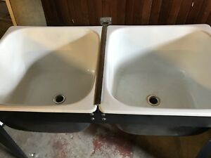 Laundry Double sink