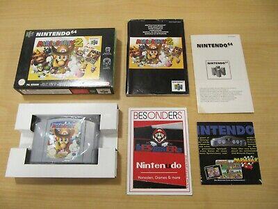 Nintendo 64 - MARIO PARTY 2 - OVP - PAL - N64