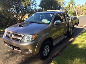 Toyota Hilux SR5 4X4 Extra Cab Pittwater Area Preview