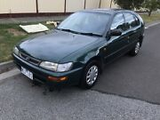 1999 Toyota Corolla with rego and RWC Hallam Casey Area Preview