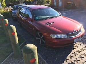 2001 Holden berlina VX wagon Hbd Chelsea Kingston Area Preview