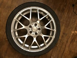 """18"""" VMR Luxury Alloy Rims on Low Profile Tires $1500 OBO"""
