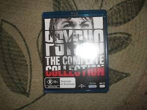 psycho the complete collection Scoresby Knox Area Preview