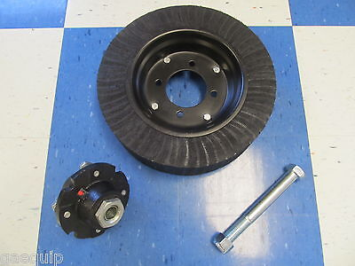 Woods Cutter Wheel Assembly Wheavy Bearing Style Tailwheel Hub34 Axle Bolt