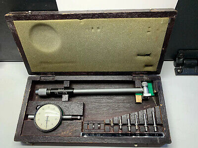 Teelock 1 38-2 38 Cylinder Bore Gauge Gage .0005 Made In Japan