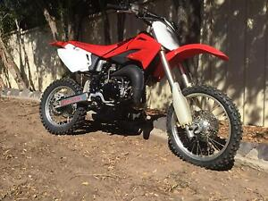 03 Honda cr 85 small wheel clean and tidy ready to go Thornton Maitland Area Preview