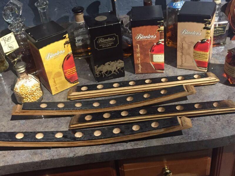 Blanton's Display Blantons Barrel Wood Stopper Cork Bourbon Bstock Seller Choice
