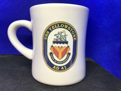 Victory Mug USS YELLOWSTONE (AD-41)
