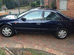 1998 Toyota Camry Sedan Beecroft Hornsby Area Preview