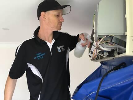 Home Air Conditioning Regas - Breakdown & Cleaning Brisbane $85