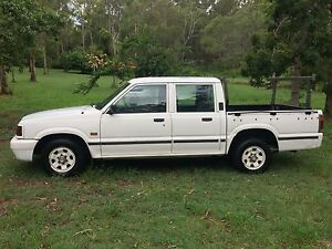 Ford Courier Dual Cab Auto Karalee Ipswich City Preview