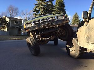 1985 Toyota pickup solid axle