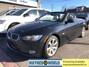 2008 BMW 3 Series 335i *** HARDTOP CONVERTIBLE**