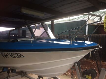Wanted:  Boat 4.6 open cab  (project boat)