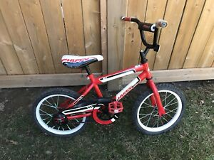 "Kids bike with 16"" wheels"