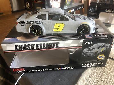 Chase Elliott #9 NAPA Test Car 2018 Camaro ZL1 Action 1:24 scale car NASCAR