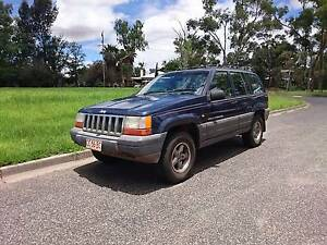 1997 Jeep Grand Cherokee Wagon Alice Springs Alice Springs Area Preview