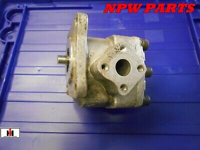 234 International Hyd Pump 1273401c91---tang Drive Only--not Splined