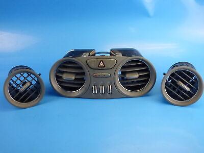 MERCEDES SL500 R230 Lüftungsdüse Luftdüse Klima Düse Set 2308300054