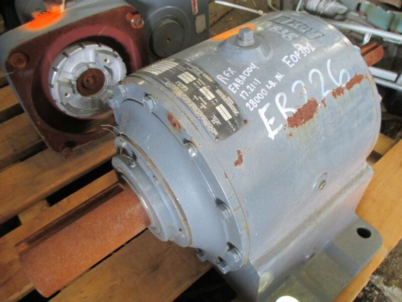 Rebuilt Rexnord Gear Reducer Earth 17 -1