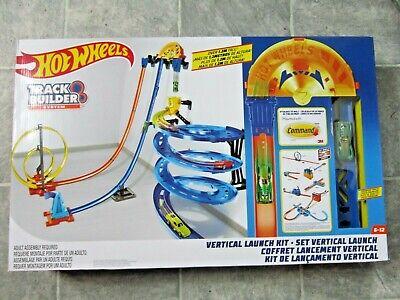 Hot Wheels Track Builder ~ Vertical Launch Kit ~ NEW!