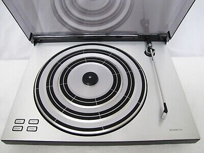 Bang & Olufsen B&O Beogram 1700 Turntable with MMC20EN Cartridge Good Stylus