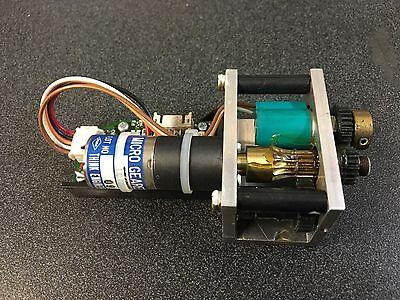 Oem Ryobi Ink Key Motor Assembly For Di Presstek Kpg 5354557104 - 50 Off