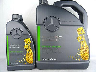Mercedes Benz MB 229.51 5W-30 Motoröl 5W30 Genuine Engine Oil 1x 6Liter Original