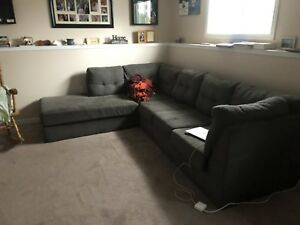 Sectional for trade