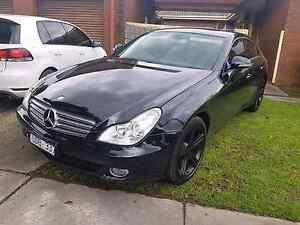 2006 cls 500 Mercedes Benz black on black Wantirna Knox Area Preview